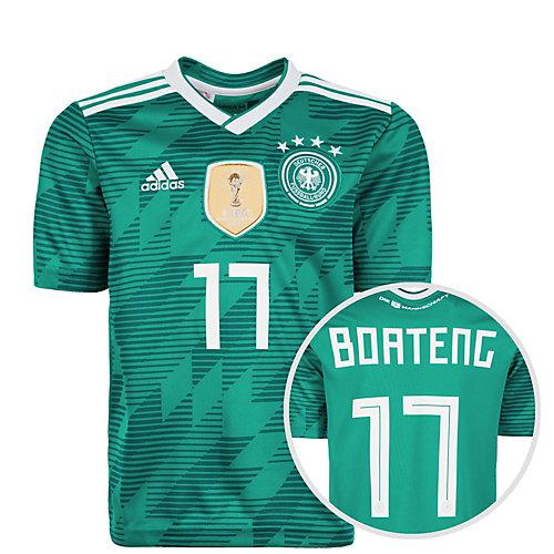 ADIDAS,ADIDAS PERFORMANCE Kinder Trikot DFB WM 2018 BOATENG Gr. 152 | 04055033164034