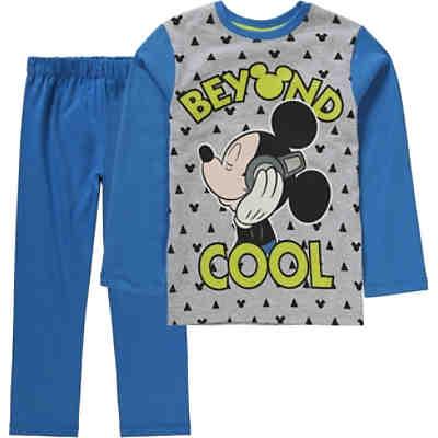 100bfdd51e Disney Mickey Mouse & friends Schlafanzug für Jungen, Disney Mickey ...