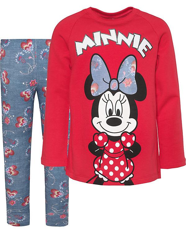 29c4f79666 Disney Minnie Mouse Set Sweatshirt + Leggings für Mädchen, Disney Minnie  Mouse | myToys