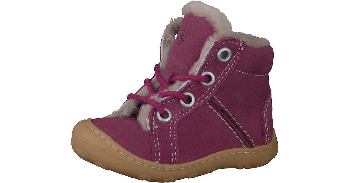Ricosta · Lauflernschuhe LENNY, Weite W für breite Füße, Gr. 23 Mädchen Kleinkinder