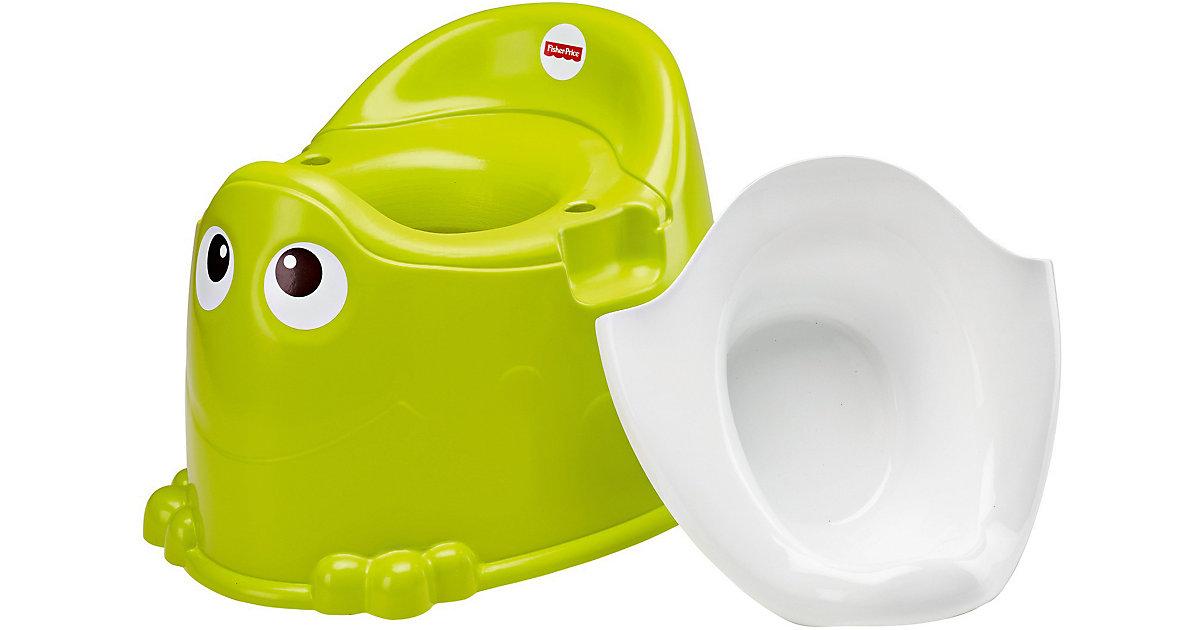 Mattel · Fisher-Price Frosch-Töpfchen