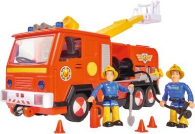 Sonstige Spielzeug-Artikel Sam Feuerwehrmann Geländefahrzeug 4x4