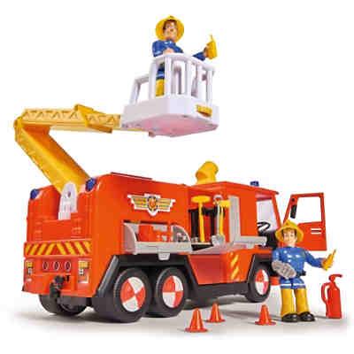 Feuerwehrmann Sam Mercury Quad Mit Figur Feuerwehrmann Sam