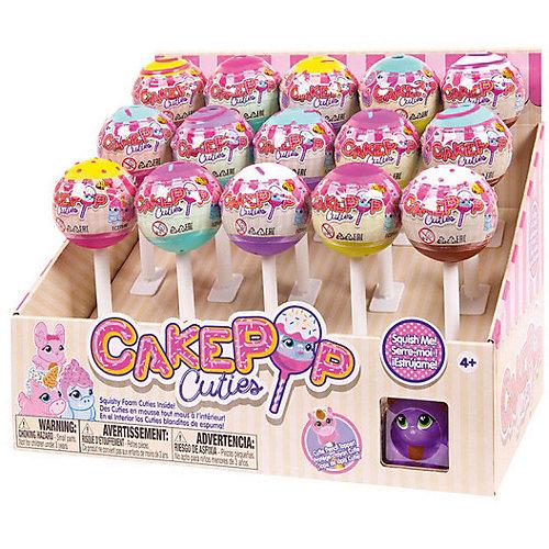 "Игрушка-антистресс Basic fun ""Cake Pop Cuties"", 1 серия от Basic Fun"