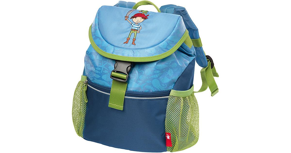 Kinderrucksack Sammy Samoa, groß blau