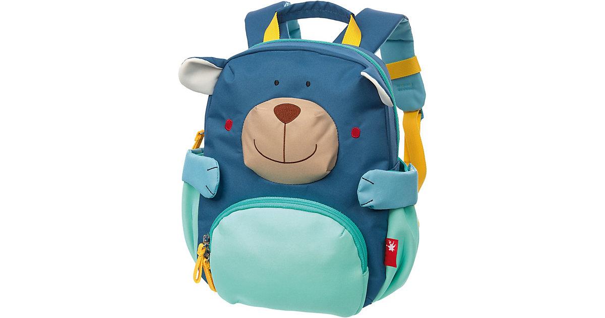 Kinderrucksack Bär blau