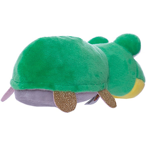 "Мягкая игрушка Teddy ""Перевертыши"" Лягушка-Носорог, 16 см. от TEDDY"