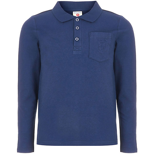Футболка-поло Button Blue для мальчика