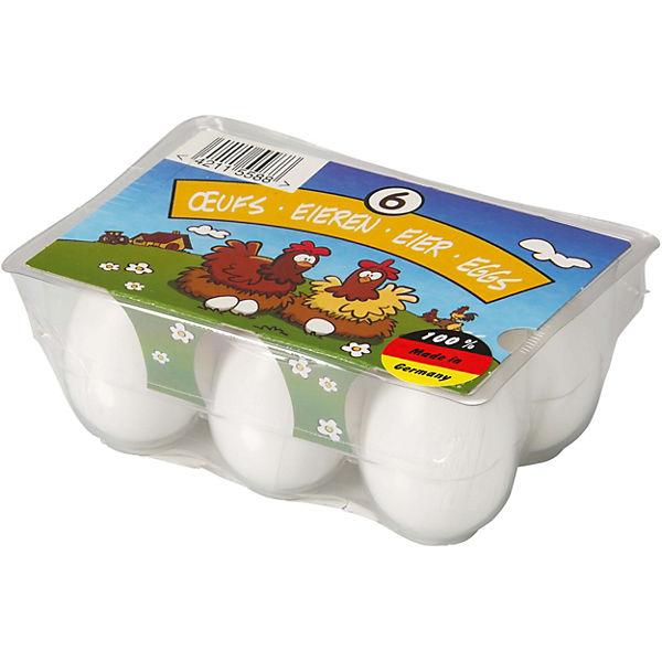 Eierbox mit 6 Beluga Eiern, Beluga 6 624cd7