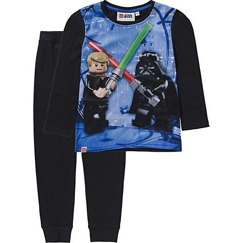 LEGO Schlafanzug STAR WARS Gr. 104 Jungen Kleinkinder | 05700067654387