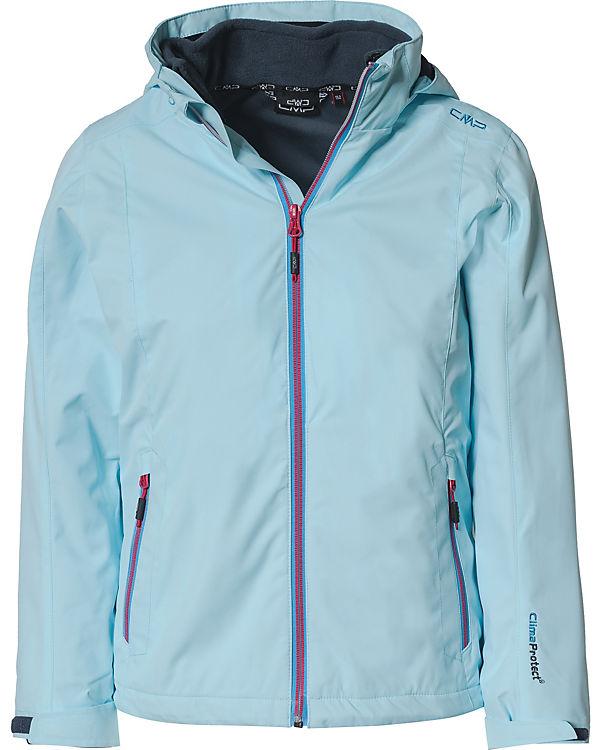 hübsch und bunt elegant und anmutig rationelle Konstruktion 3-in-1 Jacke für Mädchen, CMP