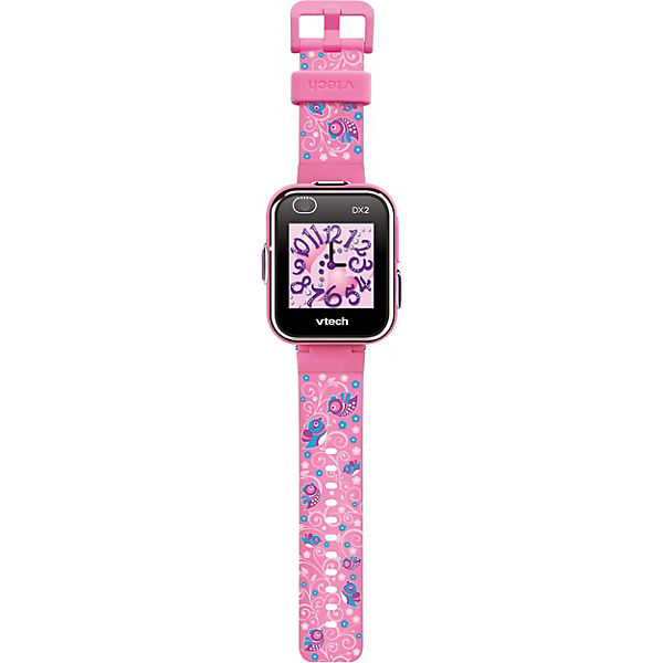 Kidizoom version Smart Watch DX2 Rosa version Kidizoom with flowers, Kidizoom 5ff75e