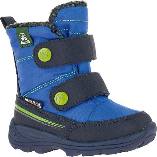 Утепленные ботинки Kamik Pep - синий от Kamik