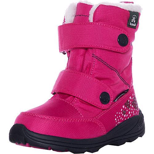 Утепленные ботинки Kamik Pep - розовый от Kamik