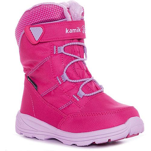 Утепленные сапоги Kamik Stance - розовый от Kamik