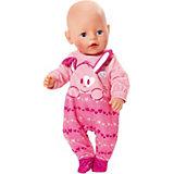 Комбинезончик  BABY born для куклы, розовый