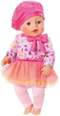 "Одежда для куклы BABY born ""В погоне за модой"", розового цвета"