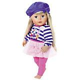 """Одежда для куклы BABY born """"В погоне за модой"""", голубого цвета"""