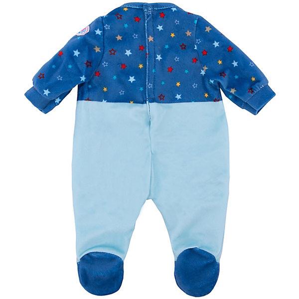 Комбинезончик  BABY born для куклы, голубой