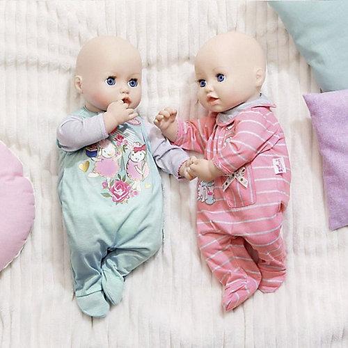 Комбинезончик Baby Annabell розовый от Zapf Creation