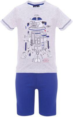 Пижама Z Generation для мальчика - серый