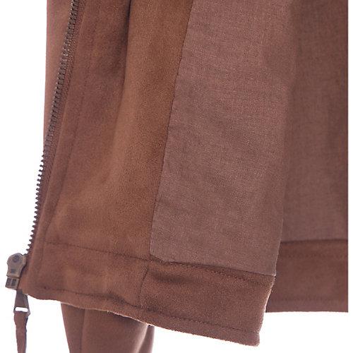 Демисезонная куртка Z - коричневый от Z
