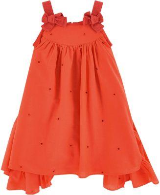Платье Catimini для девочки - красный