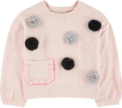 Толстовка Catimini для девочки - розовый