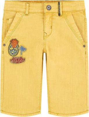 Шорты-бермуды Catimini для мальчика - желтый