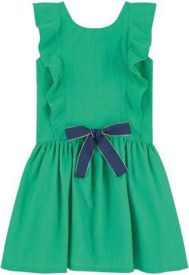 Платье Catimini для девочки - зеленый