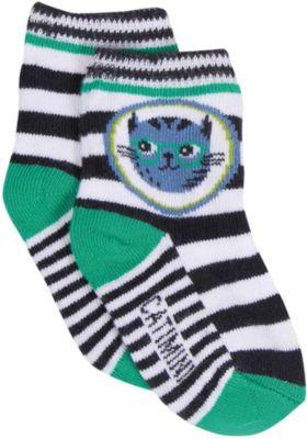 Носки Catimini для мальчика - зеленый