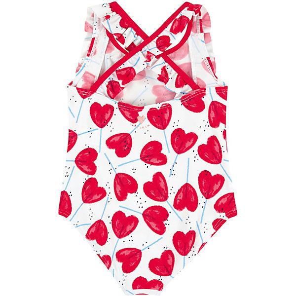Купальный костюм Catimini для девочки