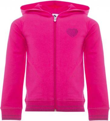 Толстовка Z Generation для девочки - розовый