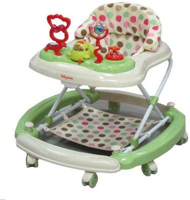 Ходунки Baby Care Aveo, зеленый