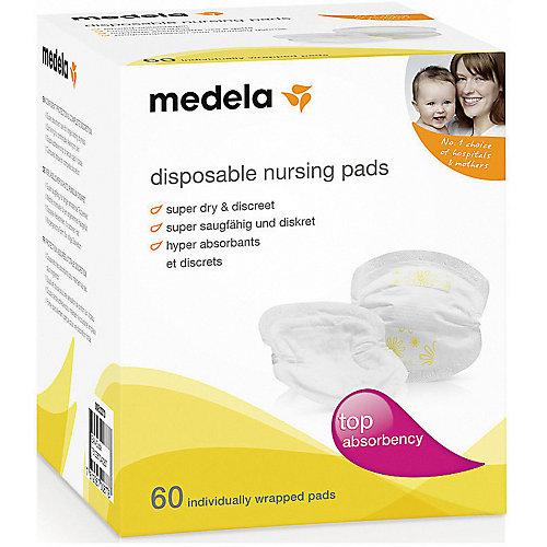 Прокладки одноразовые грудные Medela 60 шт. от Medela