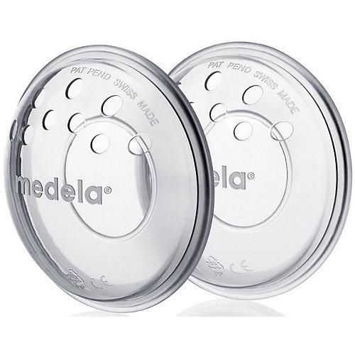 Накладка на грудь защитная вентилируемая Medela 2 шт. от Medela