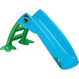 Горка - Пеликан PalPlay, голубо-зеленая