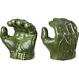 Игрушка кулаки Халка