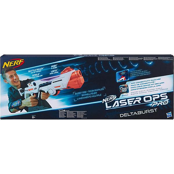 Nerf Laser Nerf Ops Pro DeltaBurst, Nerf Laser e48237