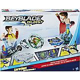 """Игровой набор Hasbro """"Beyblade Burst"""" c ареной и 2 волчками"""