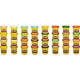 Масса для лепки Play-Doh, 36 баночек