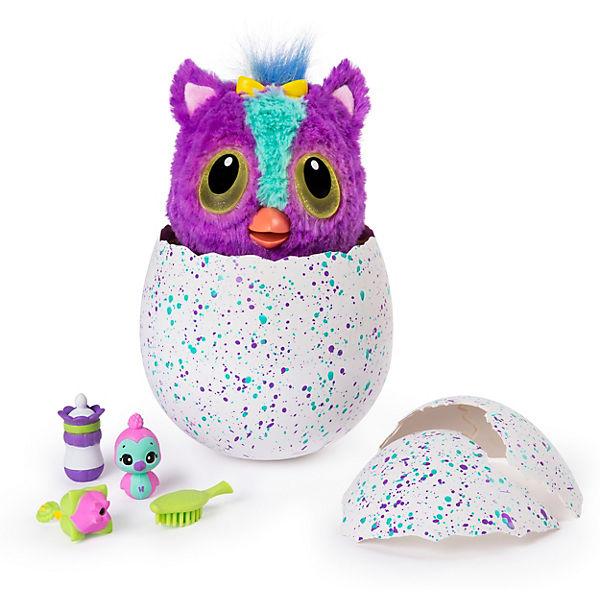 """Интерактивная игрушка Spin Master """"Hatchimals"""" Hatchy-малыш вылупляющийся из яйца, Пони"""