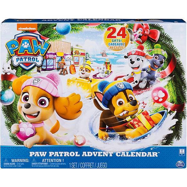 Adventskalender Paw Patrol Paw Patrol Mytoys