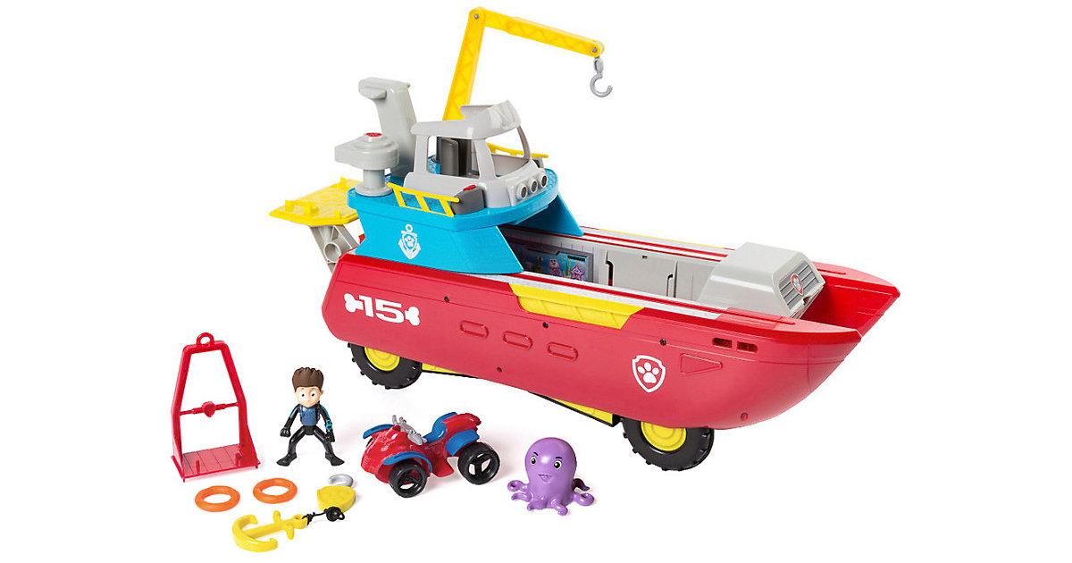 Spin Master · Sea Patroller 2in1 Rettungsfahrzeug