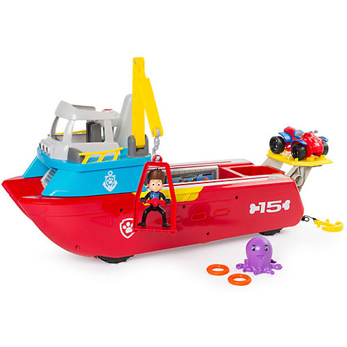 """Игровой набор Spin Master """"Щенячий патруль"""" Морской патруль от Spin Master"""
