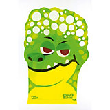 """Набор для запуска мыльных пузырей Glove a Bubbles """"Крокодил"""""""