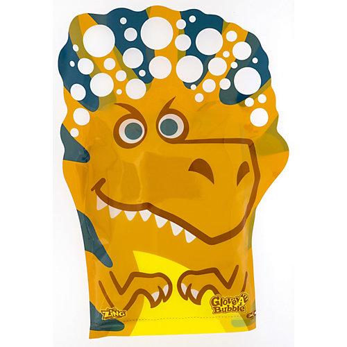 """Набор для запуска мыльных пузырей Glove a Bubbles """"Тирранозавр Рекс"""""""