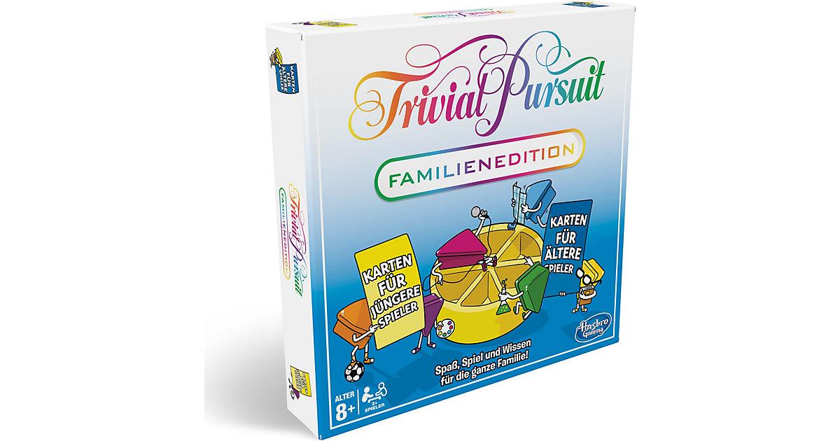 Hasbro · Trivial Pursuit Familien Edition