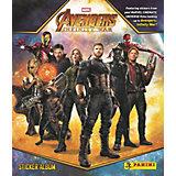 Альбом Panini Мстители: Война бесконечности