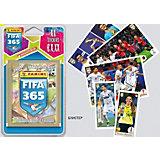 """Блистер Panini """"FIFA 365-2018"""" (7 пакетиков по 5 наклеек)"""